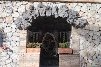 Photo: Shrine at the bottom