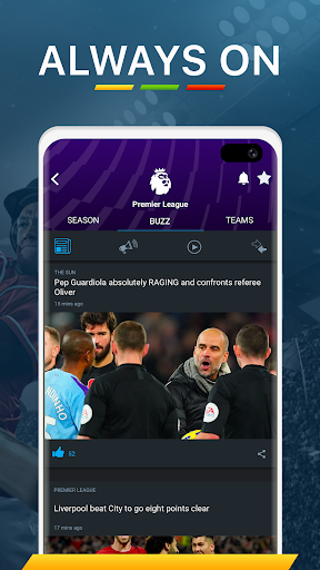 365Scores - Live Scores and Sports News 10.8.2 screenshots 6