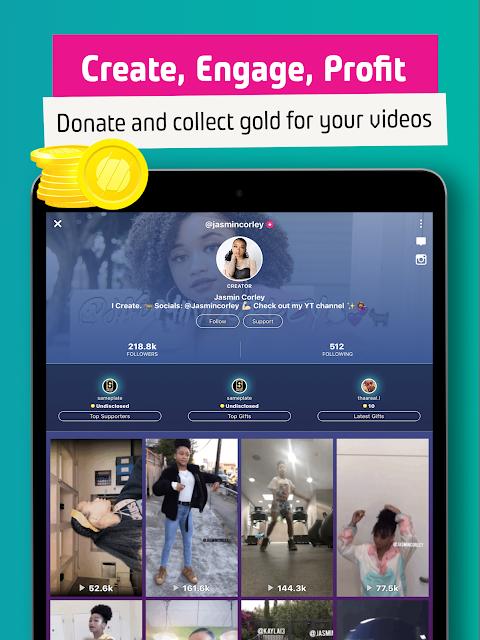 Triller Social Video Platform ગુજરાતી