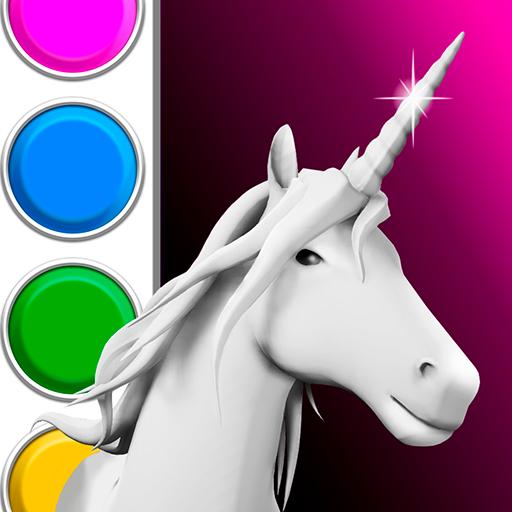 Unicorn 3d Coloring Book Aplikacie V Sluzbe Google Play
