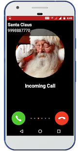 Santa claus calling / Christmas Wishes - náhled