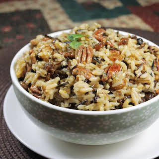 Simple Wild Rice Salad from The Silver Palate.