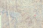 карта Томпонского района