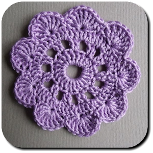 Google Crochet Patterns : Crochet Flower Pattern - Android Apps on Google Play