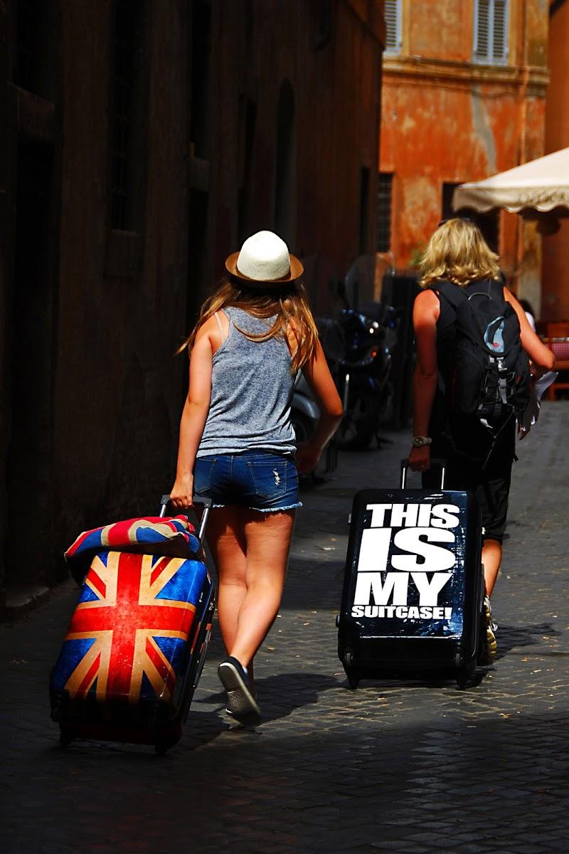 Brexit Suitcase di aldopaolo