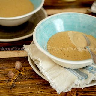 Harina de Maiz Recipe (Cornmeal Pudding)