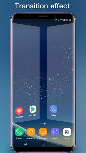 S Launcher - Galaxy S9 Launcher, S9/S8 theme, cool 5.2 screenshots 5