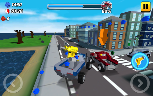 Game LEGO® City game - new Mountain Police fun! APK for Windows Phone