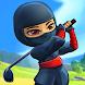 Ninja Golf ™ - Androidアプリ