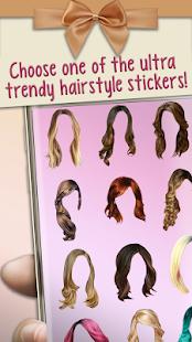 Hairstyle Beauty Photo Editor - náhled