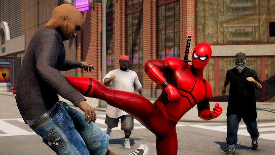 POWER SPIDER – Ultimate Superhero MOD (Free Purchase) 1