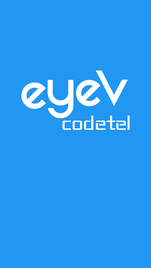 codetel™ EyeV- screenshot