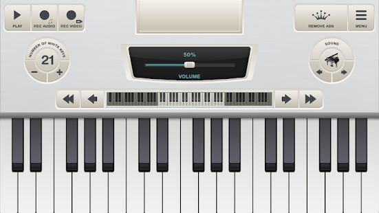 Piano virtual piano chords : Virtual Piano Keyboard Free - Android Apps on Google Play