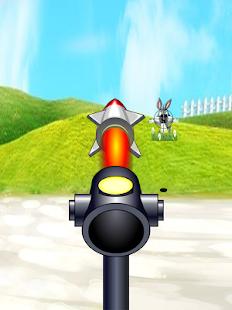 Easter Egg Bunny Shooter Screenshot