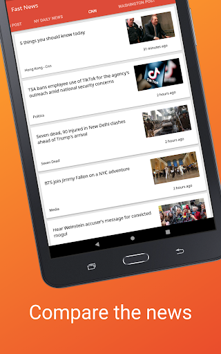 Fast News 3.5.5 Screenshots 18