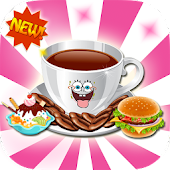 Coffee Cooking Game For Girls