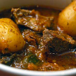 NORTH AFRICAN VENISON STEW