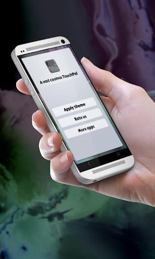 広大なコスモス TouchPal