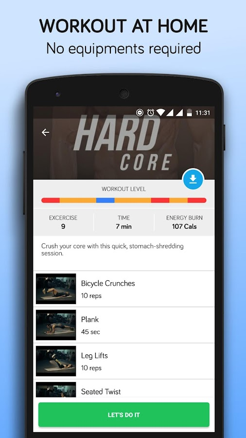 Fitso Running & Fitness App- screenshot
