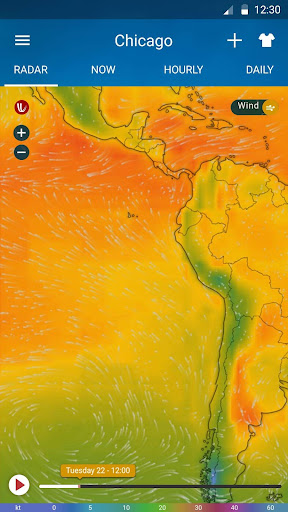 Weather Radar App Free & Storm Tracker 이미지[3]