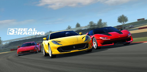 Real Racing  3 Games (apk) gratis te downloaden voor Android/PC/Windows screenshot