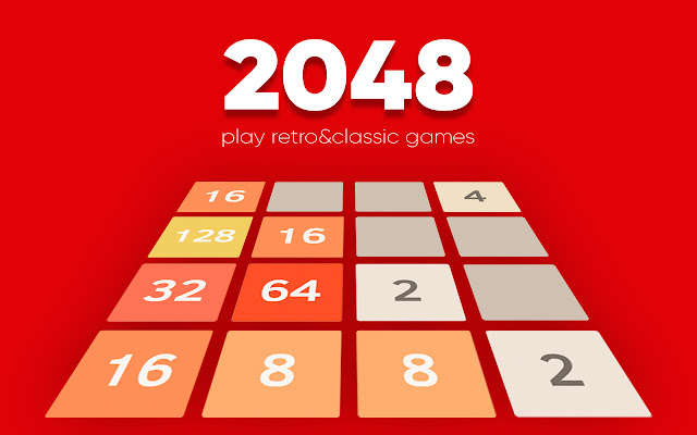 2048 - MegaPack of Classic Games