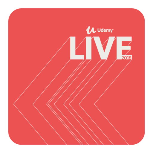 Udemy LIVE 2018 Icon