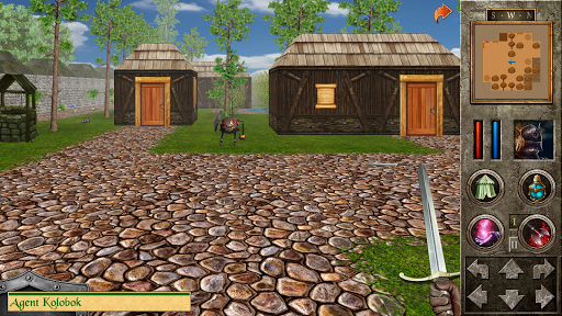 The Quest - Hero of Lukomorye II - screenshot