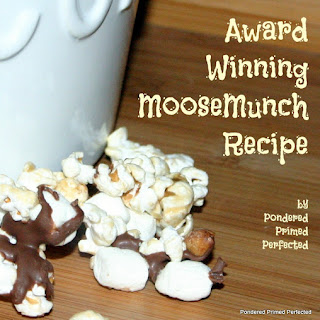 Award Winning Moose Munch
