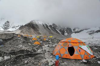 Photo: Japanese summit expedition