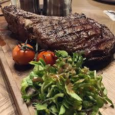 Grilled Steak Fans