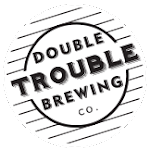 Logo for Double Trouble Brewing