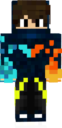 skin minecraft 1.8.1 | Nova Skin