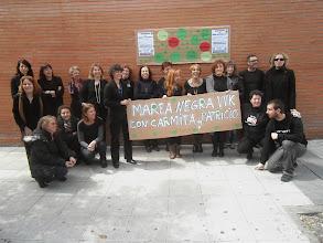 Photo: Stop desahucio Carmita Y Patricio. 12/04/2013
