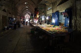 Photo: Muslim Quarter shops