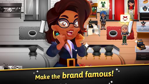 Hip Hop Salon Dash - Fashion Shop Simulator Game 1.0.3 screenshots 2