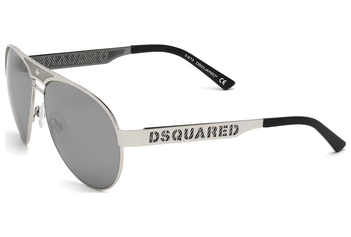 d871309dbf Buy Dsquared2 DQ0138 20C (grey other   smoke mirror) Sunglasses ...
