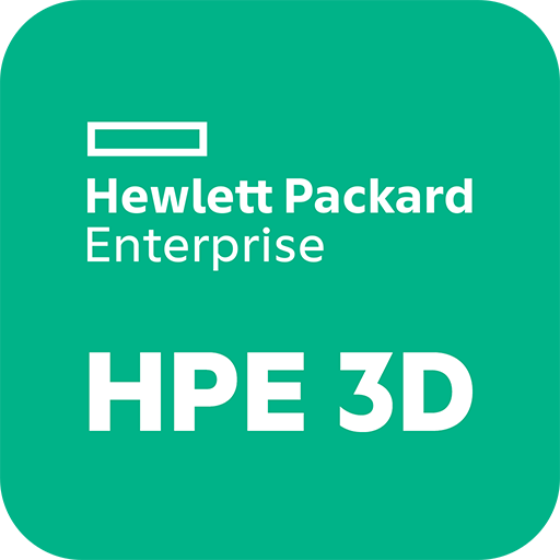 HPE Networking devices in 3D