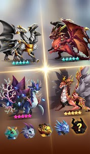 Dragon Epic Mod Apk 1.104  (Unlimited Gems + Mod Menu) 3