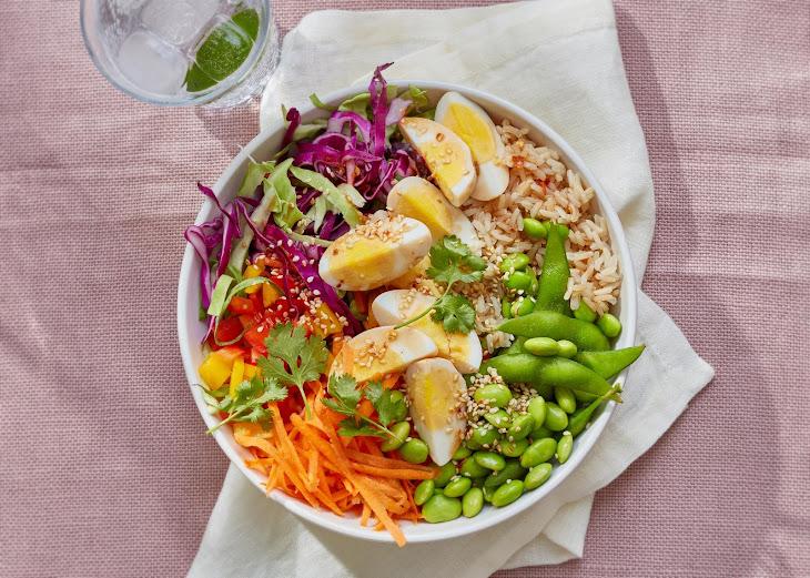 Egg-Cellent Teriyaki Energy Bowl Recipe