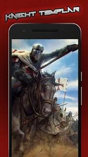 Templar Wallpaper - náhled
