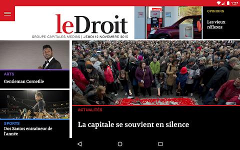 Le Droit screenshot 11