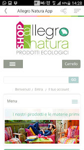 Allegro Natura screenshot 1