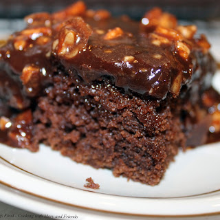 The BEST Chocolate (Texas) Sheet Cake