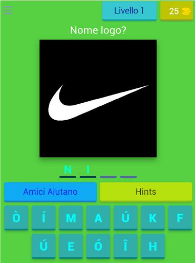 Indovina il nome del marchio (Gioco Quiz) screenshot 8