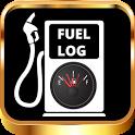 FillUp Car FuelLog Fuel Buddy Mileage Tracker Calc icon
