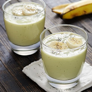 Banana Avocado Drink Recipe