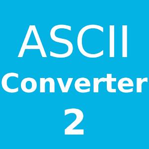 ASCII Converter 2