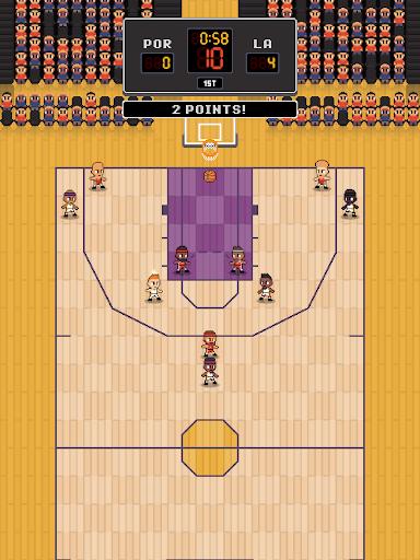 Hoop League Tactics 1.6.4 screenshots 10