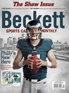 Beckett Sports Card Monthly- screenshot thumbnail